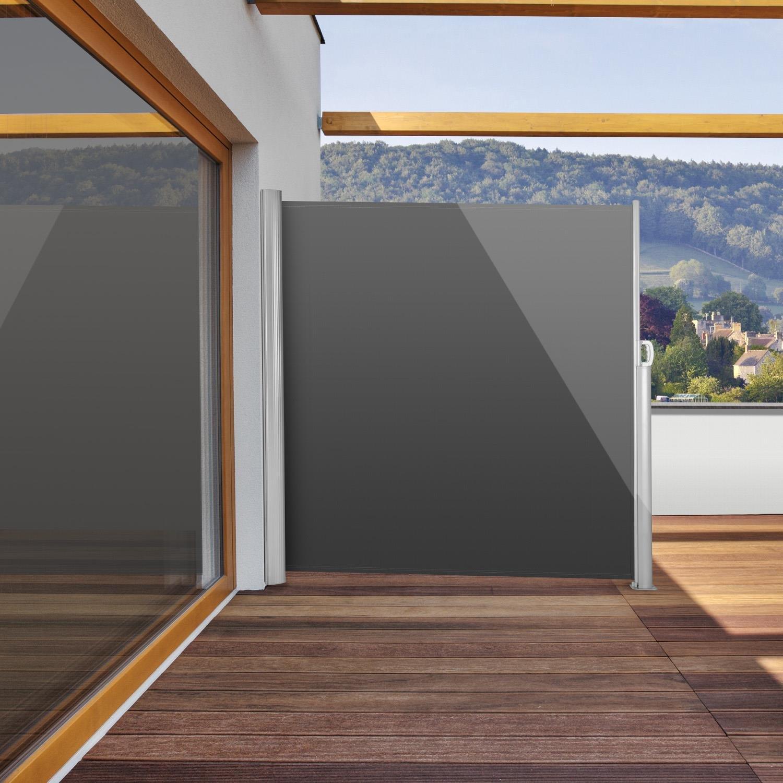 balkon sichtschutz stoff paravue m hoch with balkon. Black Bedroom Furniture Sets. Home Design Ideas