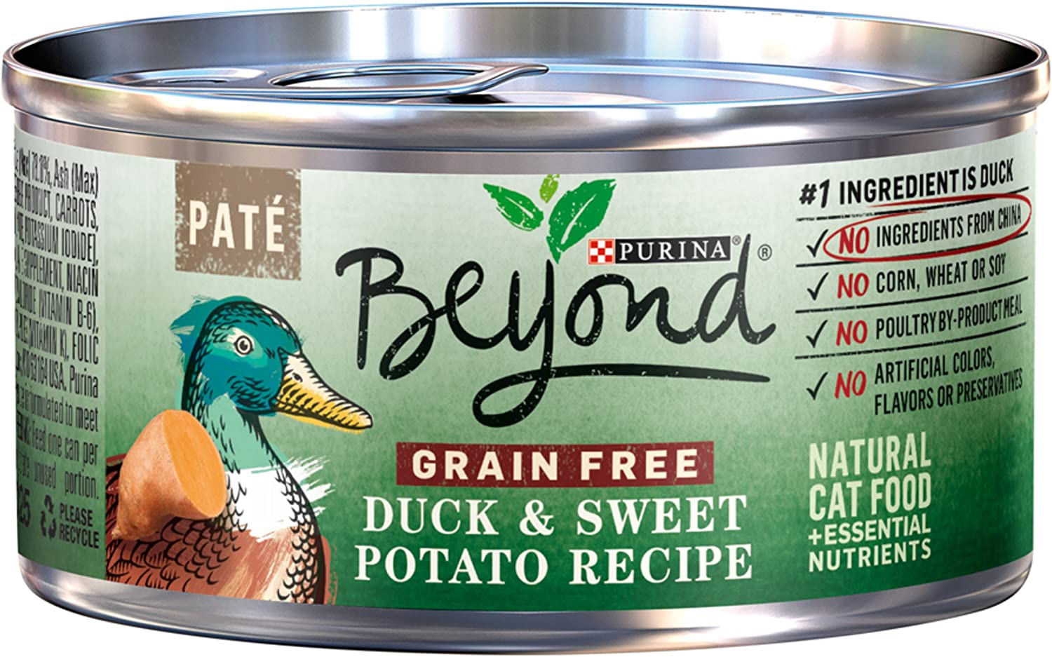 Purina Beyond Grain Free, Natural, Adult Wet Cat Food