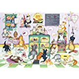 Gibsons Life is Sweet Jigsaw Puzzle, 1000 piece