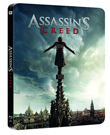 Amazon Com Assassin S Creed Steelbook 3d Blu Ray Two Disc