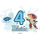 CUADERNO MÚSICA 4 - 9788468305042