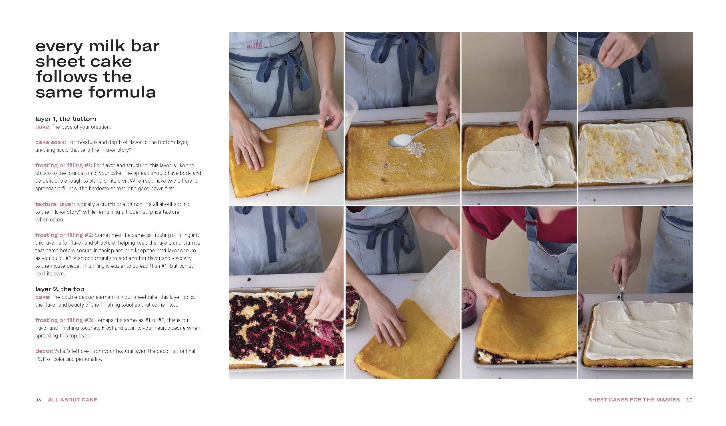 All About Cake Christina Tosi 9780451499523 Amazon Books