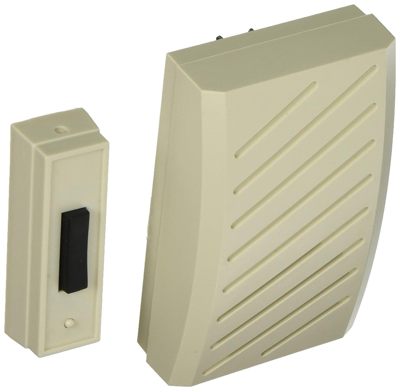 Amazon.com: THOMAS U0026 BETTS/CARLON RC3250 Plugin Door Chime, White: Home  Improvement