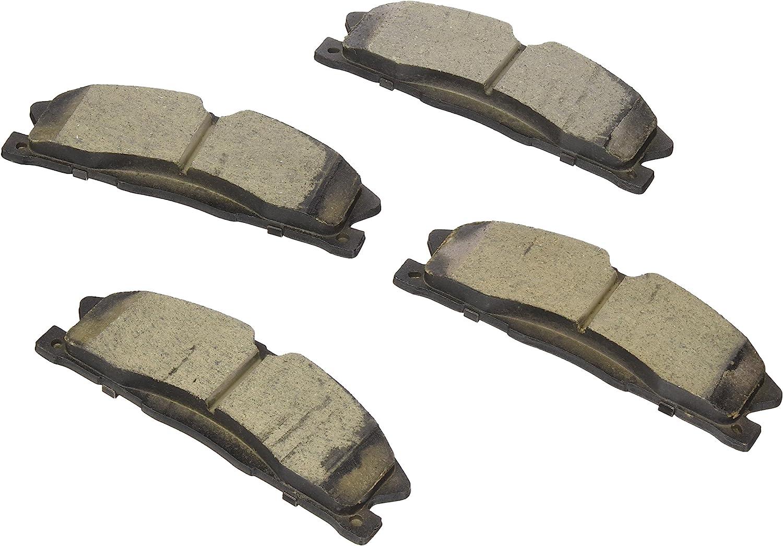 Front Ceramic Brake Pads For Explorer Flex Police Interceptor Taurus Lincoln MKS
