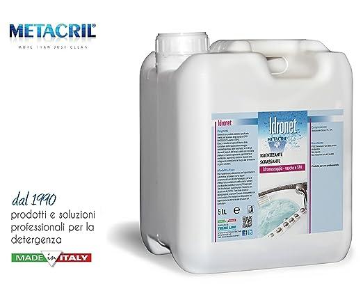 1 opinioni per Igienizzante e Sanificante per vasca IDROMASSAGGIO Teuco, Albatros, ecc.-