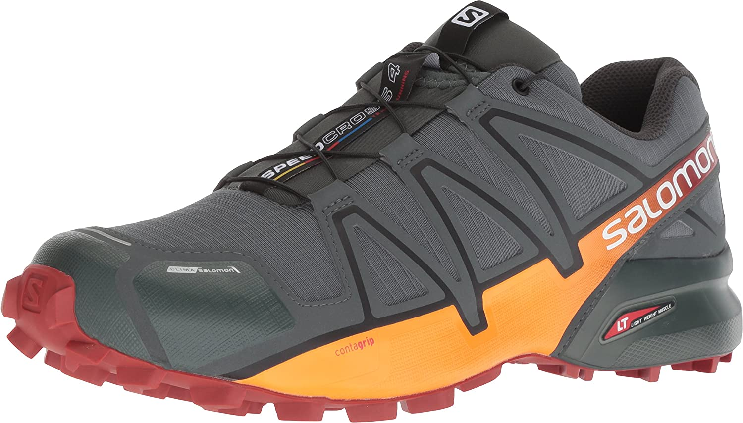 Salomon Men s Speedcross 4 CS Trail Runner