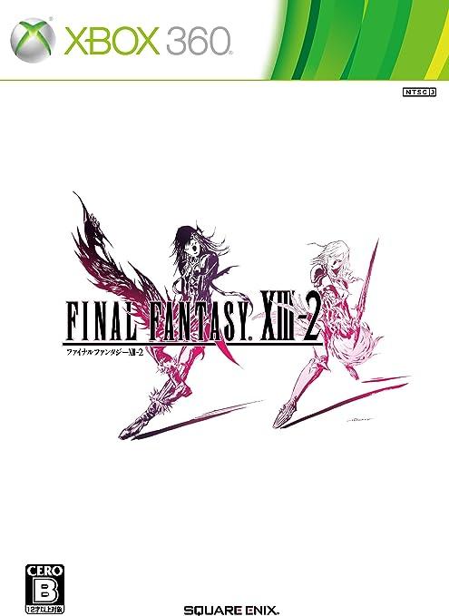 ファイナルファンタジーXIII-2(xbox360)