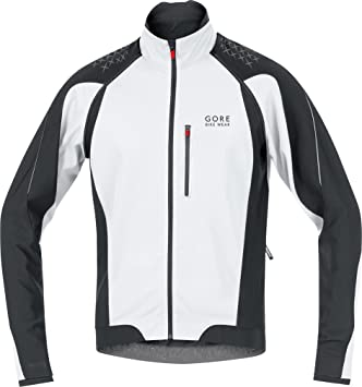 Gore Bike Wear Men s Alp-X 2.0 Windstopper Soft Shell Zip-Off Jacket ... 4105ec5a2