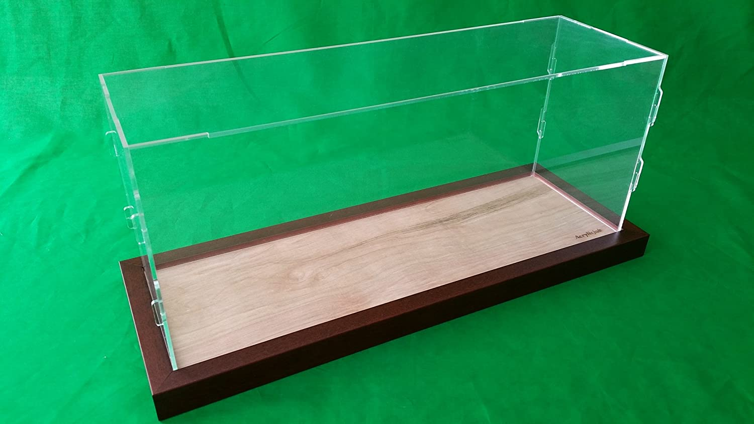 19 Table Top Display Case Box for Ocean Liner Cruise Ship Clear Plexiglass Acrylic (19 x 6 x 8) Acrylicjob A-19