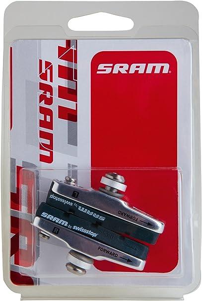 SRAM Rb Red Pad//Holder Assy Pair Black 00.5315.013.050