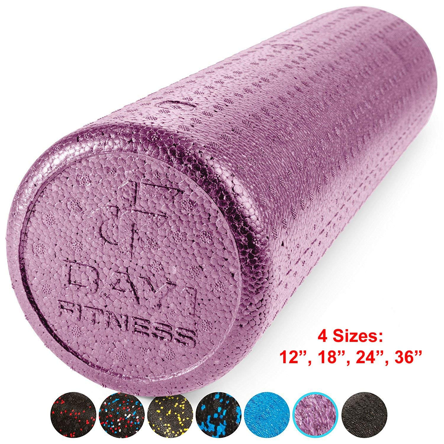 Aommos Memory Foam Roller Soft Yoga Pillow Extra Firm High Density for Physical Therapy, Exercise, Deep Tissue Muscle Massage
