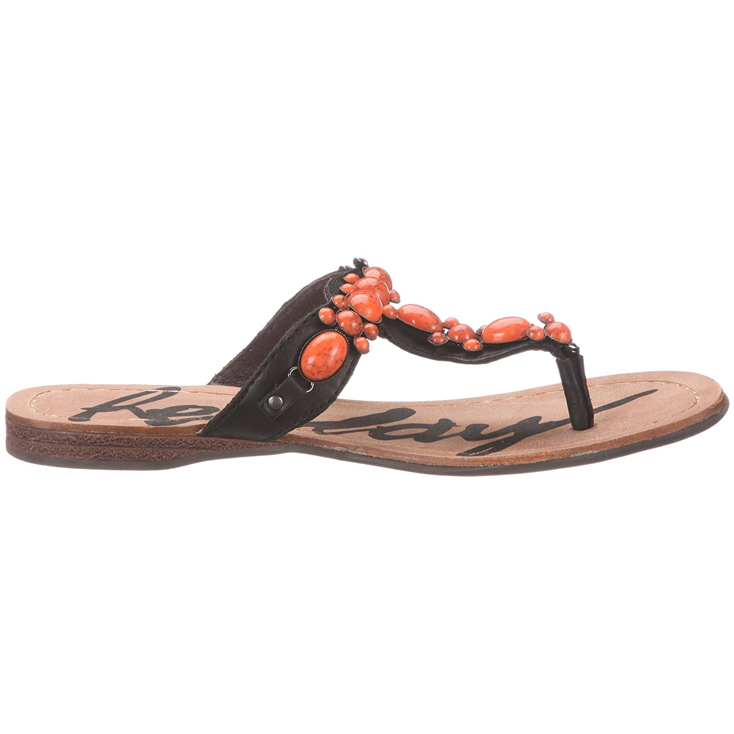 Replay Orange Indi RF050013L Damen Sandalen/Zehentrenner Orange Replay d33689