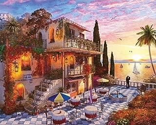 product image for Springbok's 1000 Piece Jigsaw Puzzle Mediterranean Romance, Multi