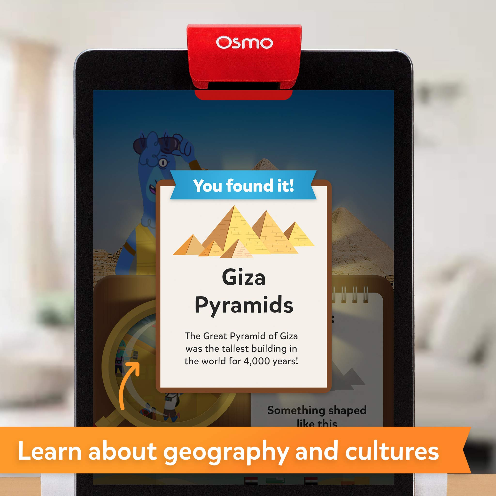 Osmo - Detective Agency: A Search & Find Mystery Game - Ages 5-12 - Explore The World - For iPad and Fire Tablet (Osmo Base Required) by Osmo (Image #6)