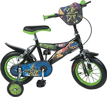 Tortugas Ninja - Bicicleta de 12