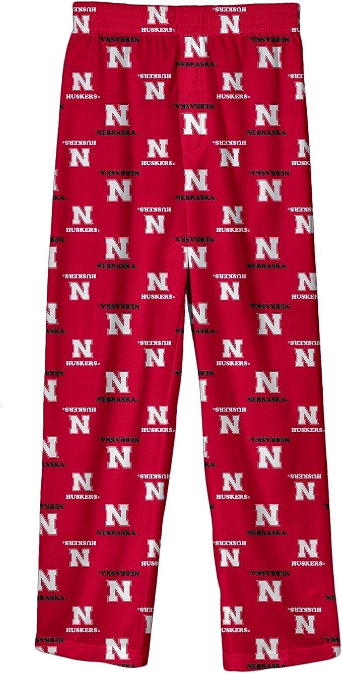 NCAA by Outerstuff NCAA Boys 4-7 Gridiron Fleece Pant /& Top Set