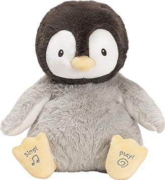 Kissy The Penguin Stuffed Animal