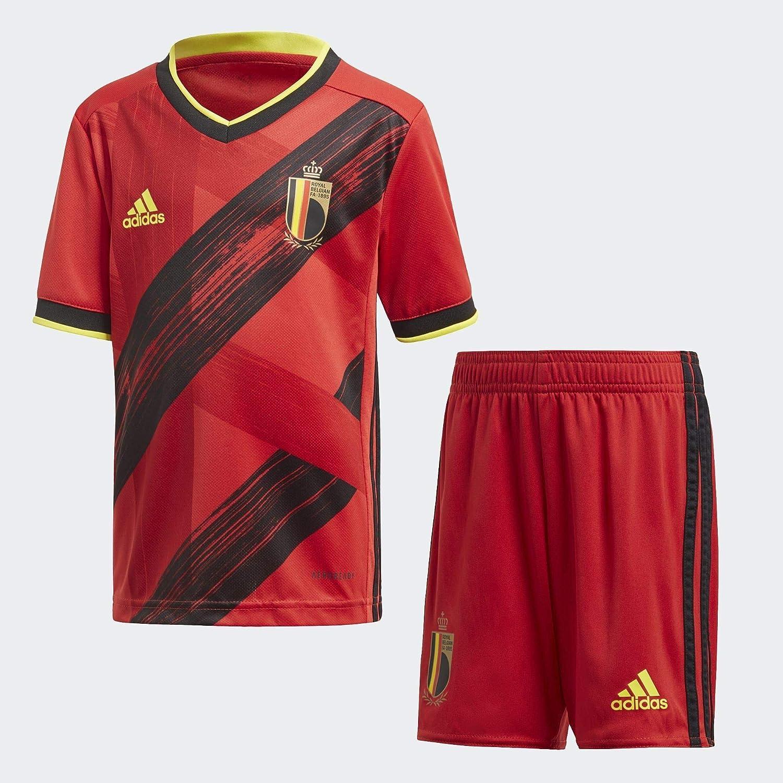 adidas 2020-2021 Belgium Home Mini Kit