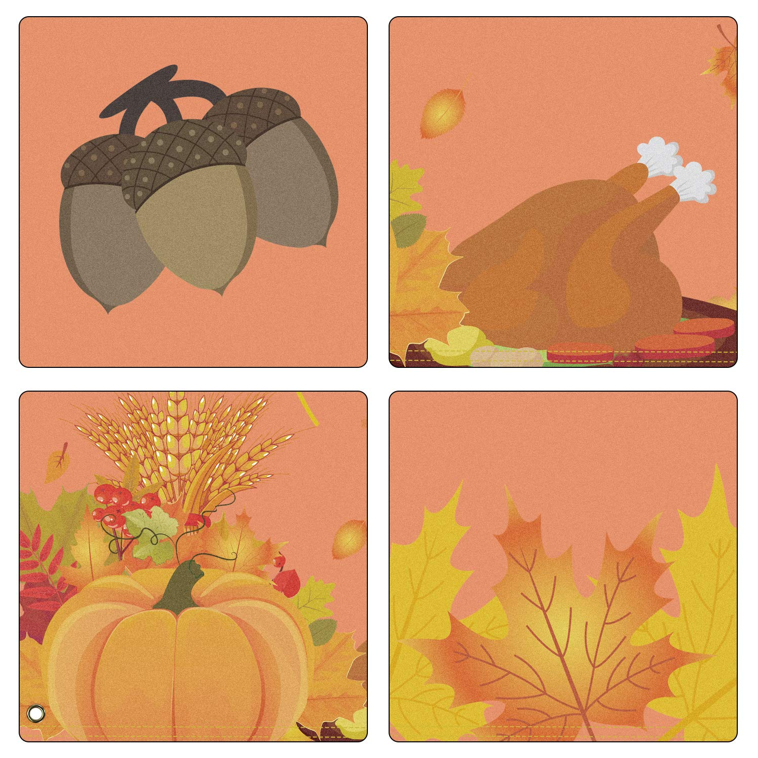Grateful Blessed Thankful Banner Thanksgiving Backdrop Banner Thanksgiving Decor Extra Large Fabric 70 X 40 Fall Thanksgiving Party Decorations Supplies