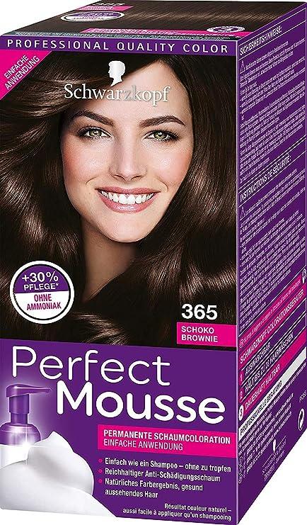 Schwarzkopf Perfect Mousse - Coloración para el cabello en ...