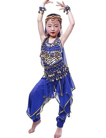 Amazon Astage Kids Active India Belly Dance Dancer Costume Girl