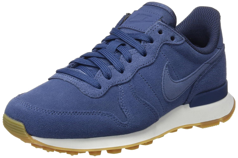 Nike W Internationalist Se, Zapatillas de Gimnasia para Mujer 39 EU|Azul (Diffused Bluediffused Blue T H 403)