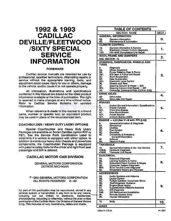 Powertrain 1992 Fleetwood Southwind Wiring Diagram. . Wiring ... on