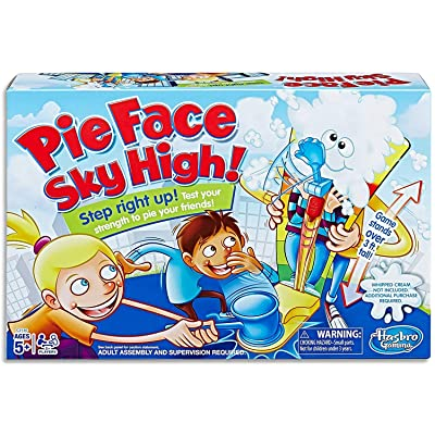 Pie Face Sky High Game: Toys & Games