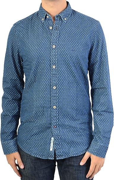 Camisa de Denim Mc Gregor Punto PRT BD CF LS 20216665 120 ...