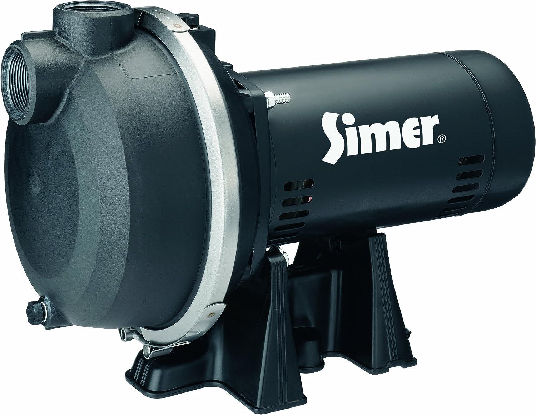 Simer 3410P 1 HP Spinkler System Pump