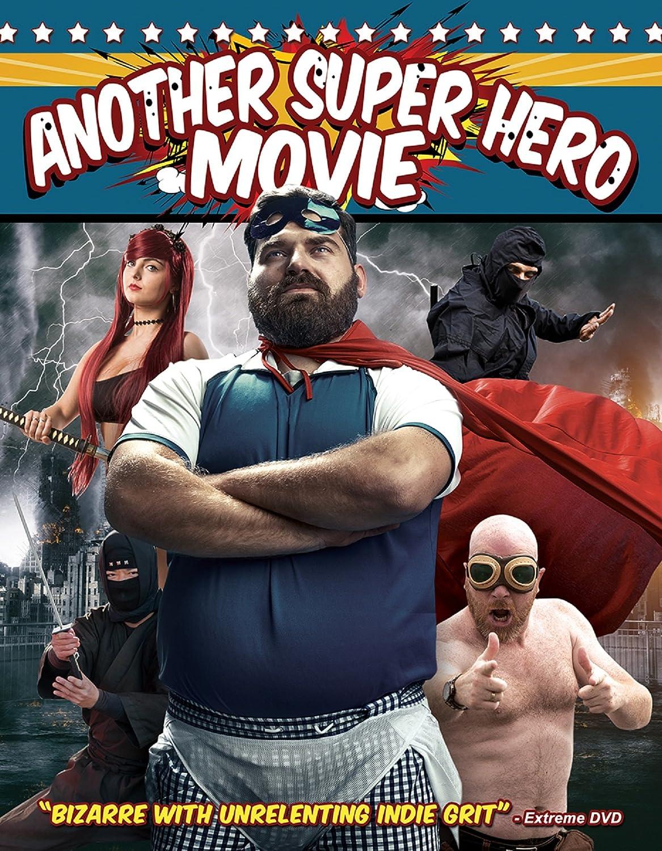 Another Super Hero Movie Edizione: Stati Uniti Italia DVD ...