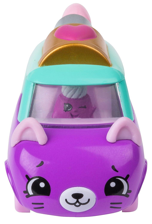 Shopkins ID56732 Cutie Car Series 2 W2 Single Pack-Beauty Van