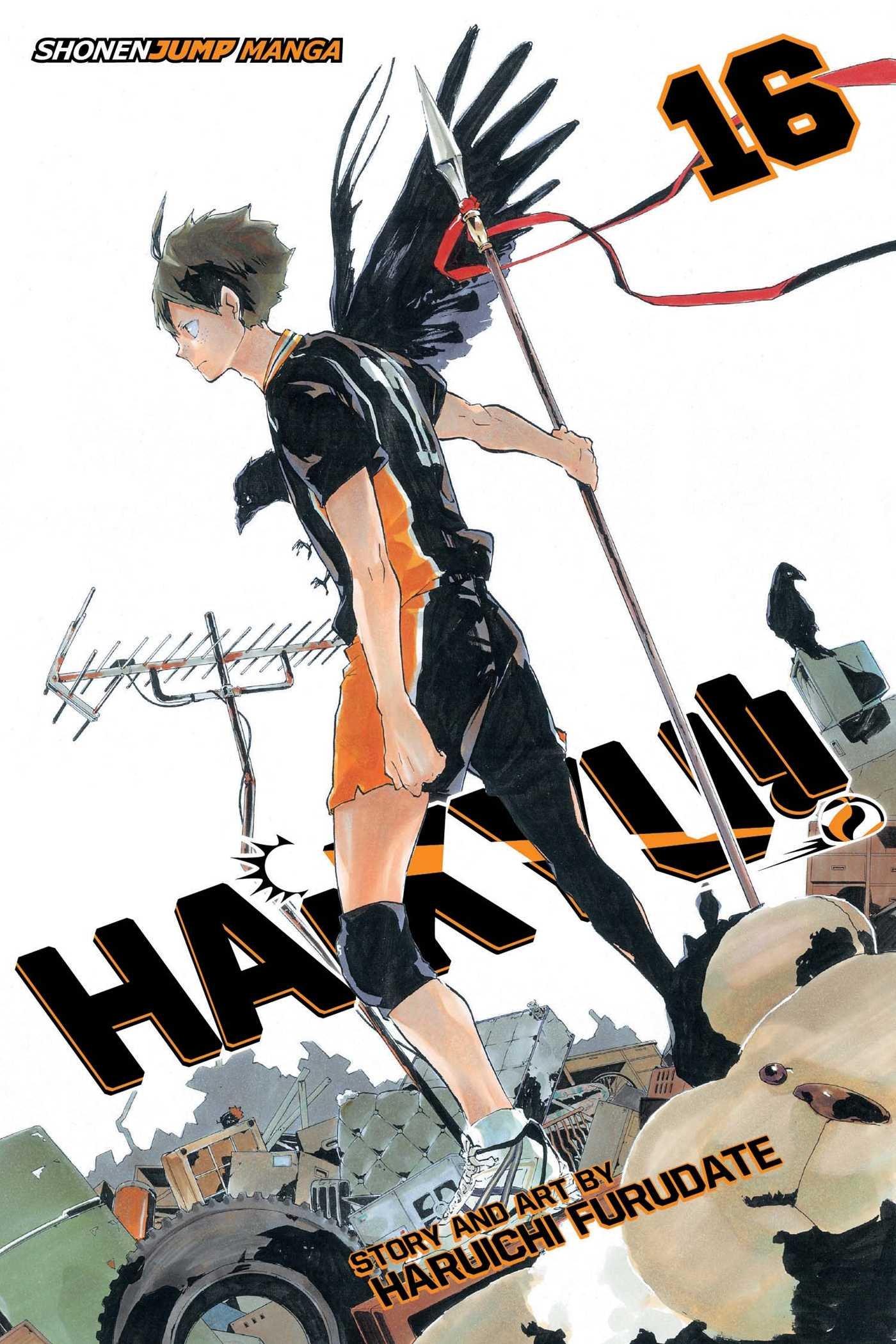 Download Haikyu!!, Vol. 16 PDF