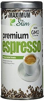 MAXIMUM SLIM Gourmet Espresso Powder