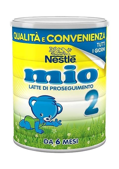 18 opinioni per NESTLÉ MIO 2 Latte di proseguimento polvere da 6 mesi 800g