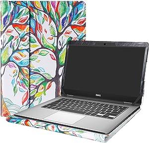 """Alapmk Protective Case Cover for 14"""" Dell Latitude 14 5491 5495 5490 5480 5488 e5470 / Latitude 14 e7470 Series Laptop(Warning:Not fit Latitude 14 7490 7480 E7450/Latitude 14 E5450),Love Tree"""