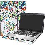 "Alapmk Protective Case Cover for 14"" Dell Latitude 14 5491 5495 5490 5480 5488 e5470 / Latitude 14 e7470 Series Laptop(Warnin"