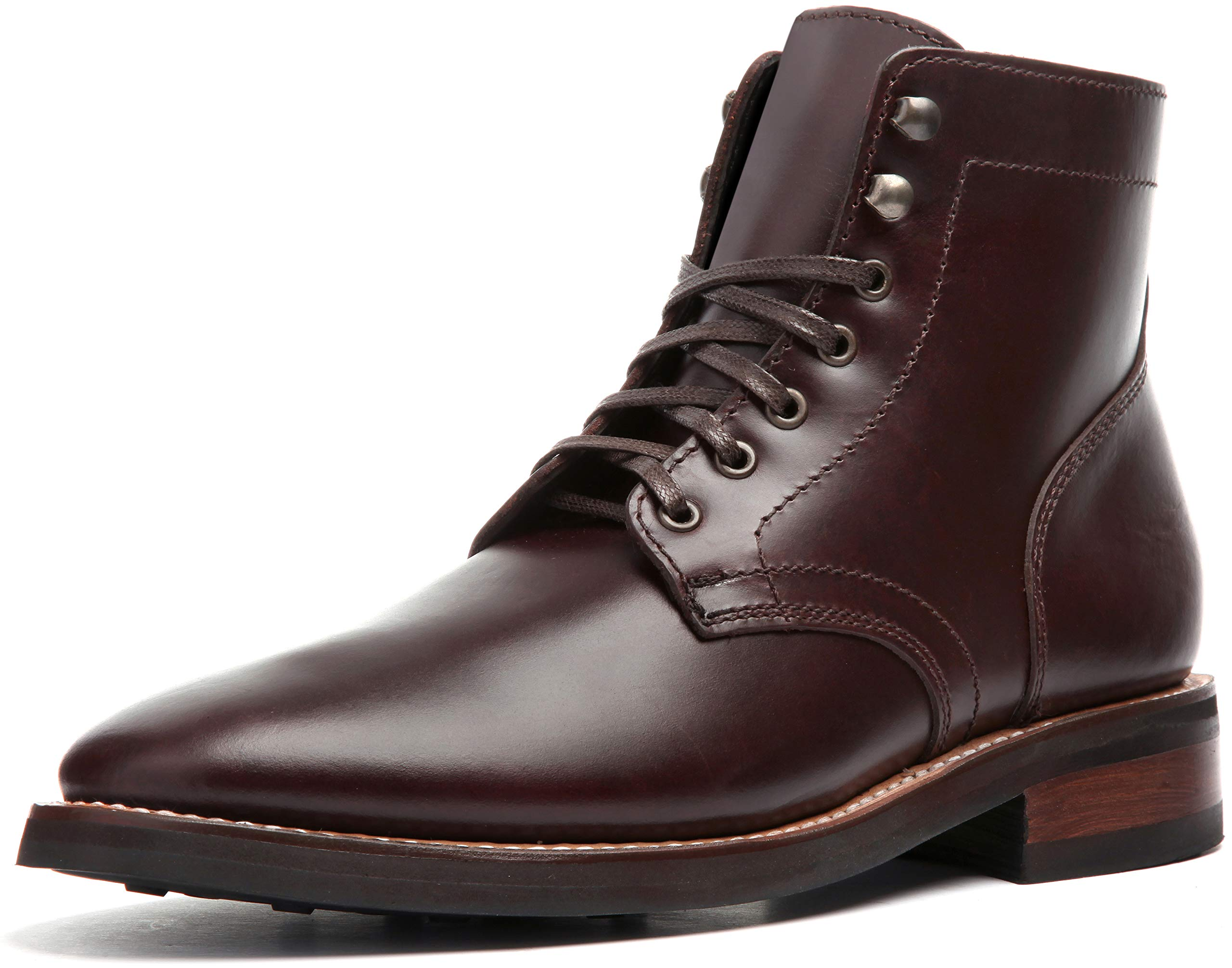 """Thursday Boot Company President Men's 6"""" Lace-up Boot, Brown, 13 D(M) US"""