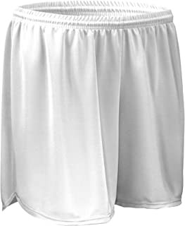 "product image for Game Gear PT403W 4"" Performance Athletic Solid Sport Running Short with Inner Brief (XXX-Large, White)"