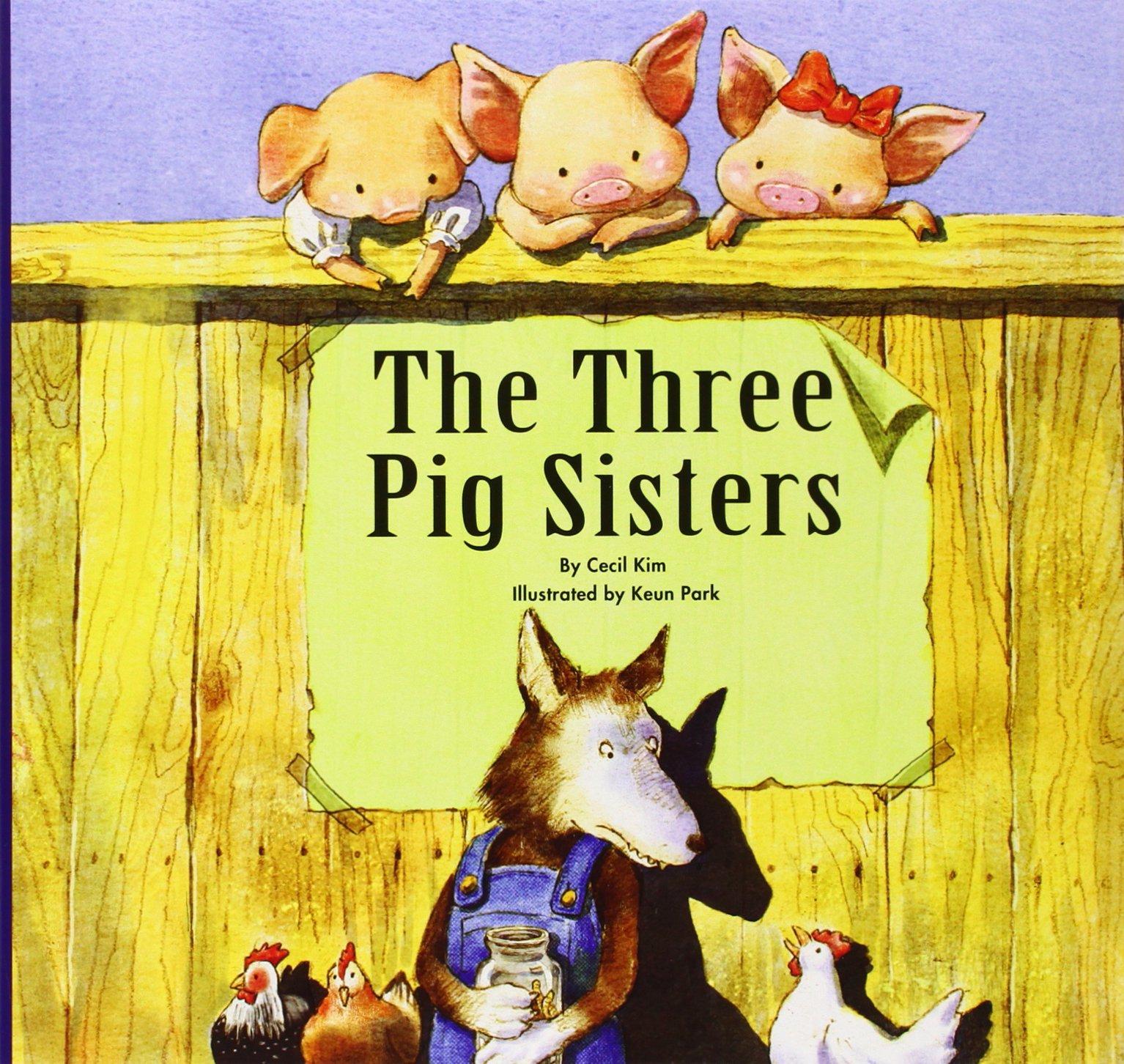 Read Online The Three Pig Sisters (Myself Bookshelf) PDF