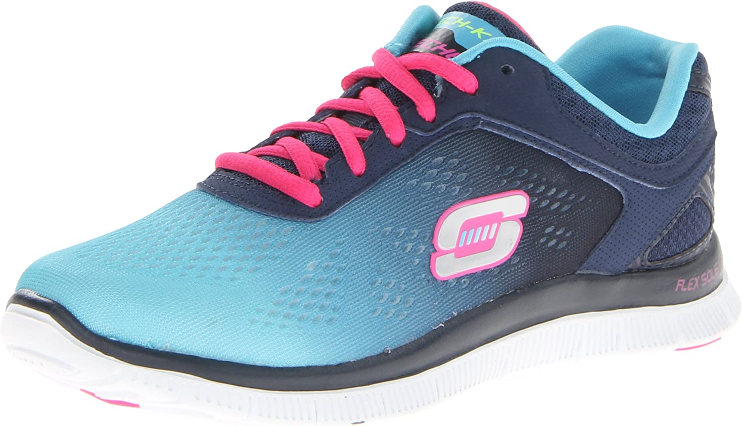Skechers Flex Appeal Style Icon - Zapatillas de Deporte de ...