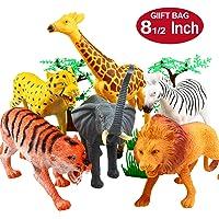 YeoNational&Toys Figuras de Animales, Colección de Animales