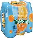Tropicana Orange Juice, 10 Ounce (Pack of 6)