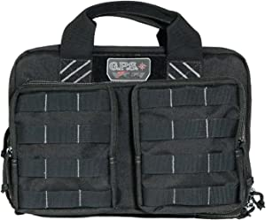 G.P.S. Tactical Quad Plus 2 Pistol Case