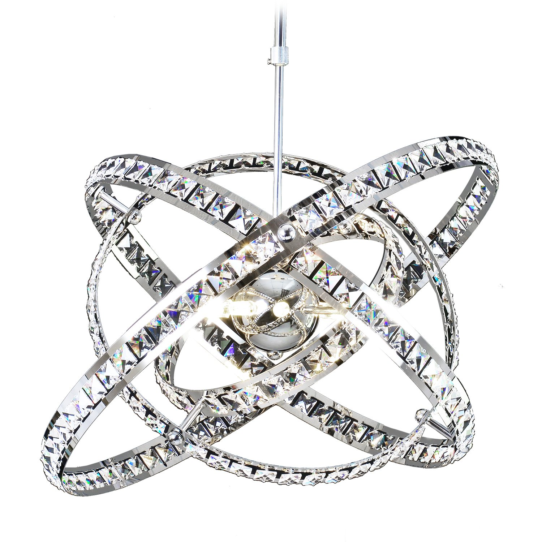 Amazon.com: MEEROSEE - Lámpara de techo moderna con lámpara ...