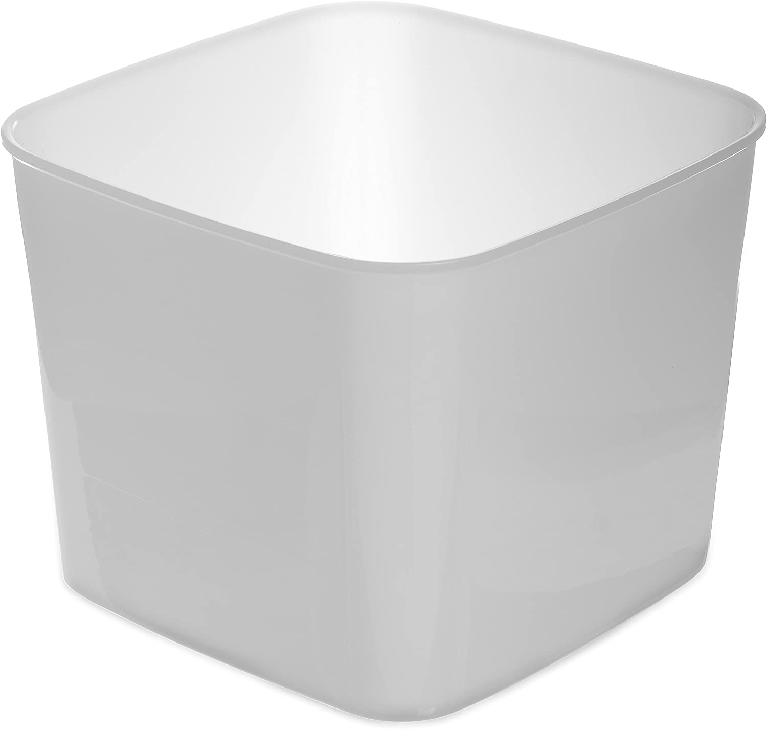 Carlisle 155602 StorPlus BPA-Free Food Storage Container Only, 6 Quart, Opaque