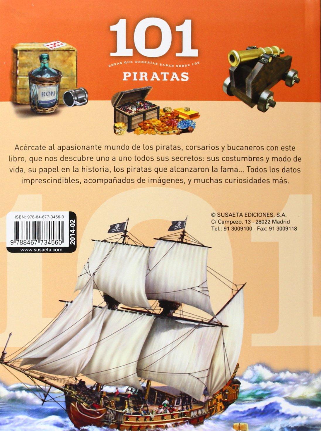 101 Cosas que deberías saber sobre los piratas: Amazon.es ...