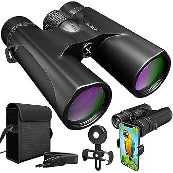 Review Waterproof 10x42 Binoculars For