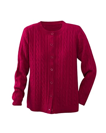 National Cable Knit Cardigan at Amazon Women's Clothing store: