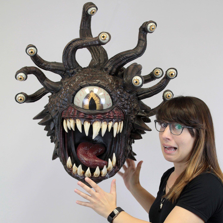 WizKids Dungeons & Dragons Beholder Trophy Figure